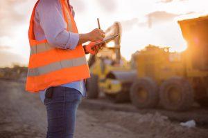 IGS ingeniørfirma nær Køge tilser byggeri